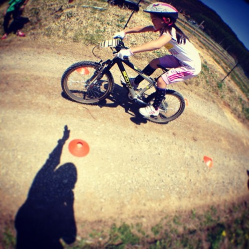 Perfect braking! #MTB #Club3719 #shadow (CLUB 3719)