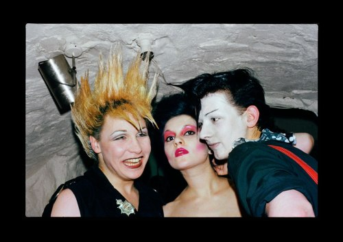 "Boy George, London's Underground Punk Scene, and ""Deadly Glamorous"" Cats Photograph by Nicola Tyson"