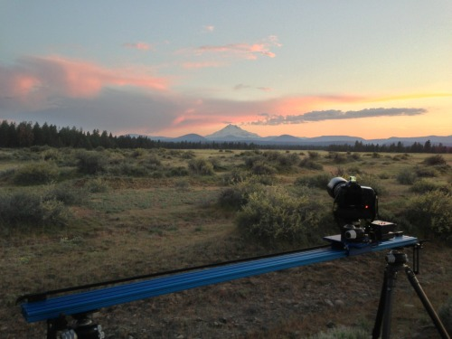 Sunset on a random backroad in Oregon #timelapse #oregon #eklund #theartoftimelapse #sunset