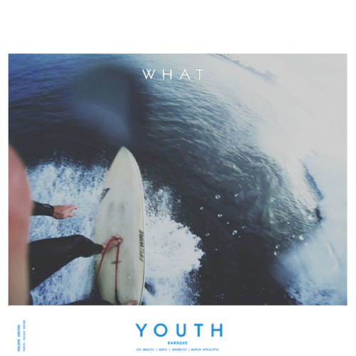 goldcoastedits:  What Youth