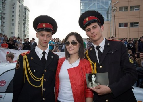 Sasha Grey' fun time adventures in Russia
