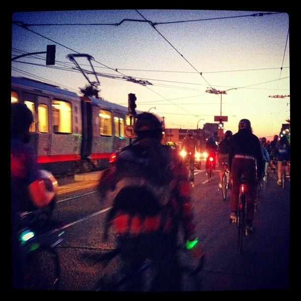 #SFBP #bikeparty