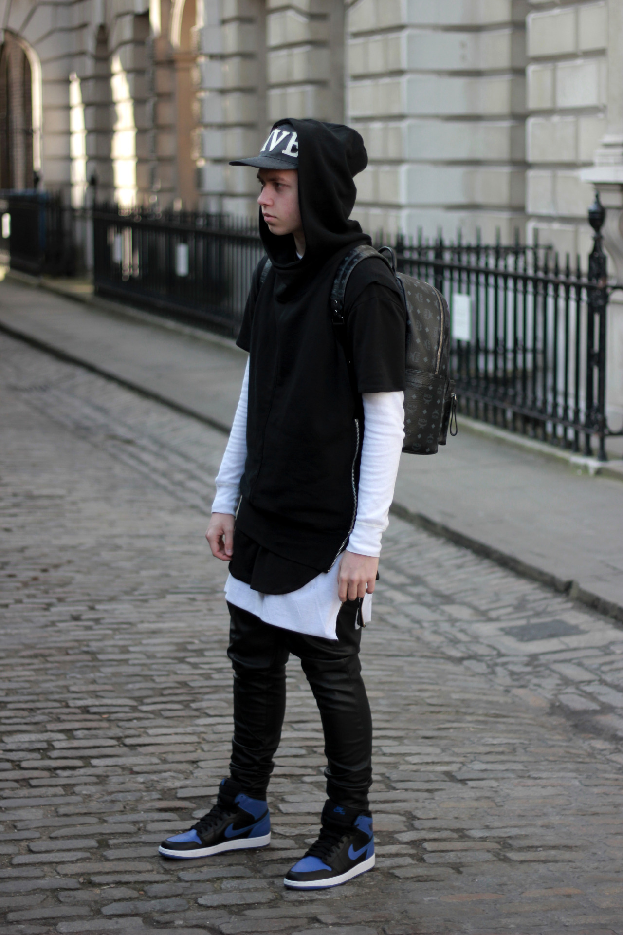 mcfurry:  Max Furr wearing ADYN at London Fashion Week.