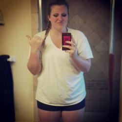 Volleyshaka? On that griiiiiind again #volleyball #shaka #awwwyes #howhighsthenet #vballswag #spandex #whitegirlswag #gettinit #killinit #HCsummer2013 #summernight  (at Headquarters)