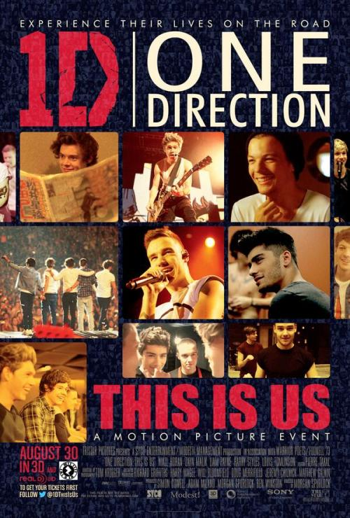 Official poster for This Is Us