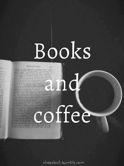 Books and coffee :)