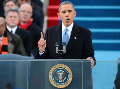 "Betsy Reed on what Obama's Inaugural Address got wrong about poverty:   Liberals seeking affirmation for their faith in President Obama believed they found it in his second Inaugural Address, with his passionate invocation of Stonewall and Seneca Falls, his soaring rhetoric about government ""of, by and for the people"" and an American creed forged ""through blood drawn by lash, and blood drawn by sword."" But amidst the warm words for equality and collective action, one sentence stood out: ""We are true to our creed when a little girl born into the bleakest poverty knows that she has the same chance to succeed as anybody else because she is an American, she is free, and she is equal not just in the eyes of God but also in our own."" However much we might like to imagine otherwise, a little girl born into the bleakest poverty will never have ""the same chance to succeed as anybody else."" If you take a step back, could anything be more obvious? And yet this notion is so thoroughly woven into the ""American creed"" that we barely notice how misleading it is."