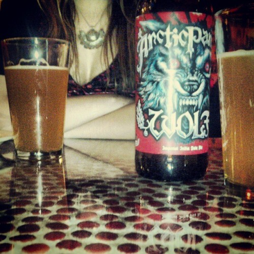 Starting #friday off right. #thai, #boobs and #3floyds #craftbeer. (at Cozy Noodles & Rice)
