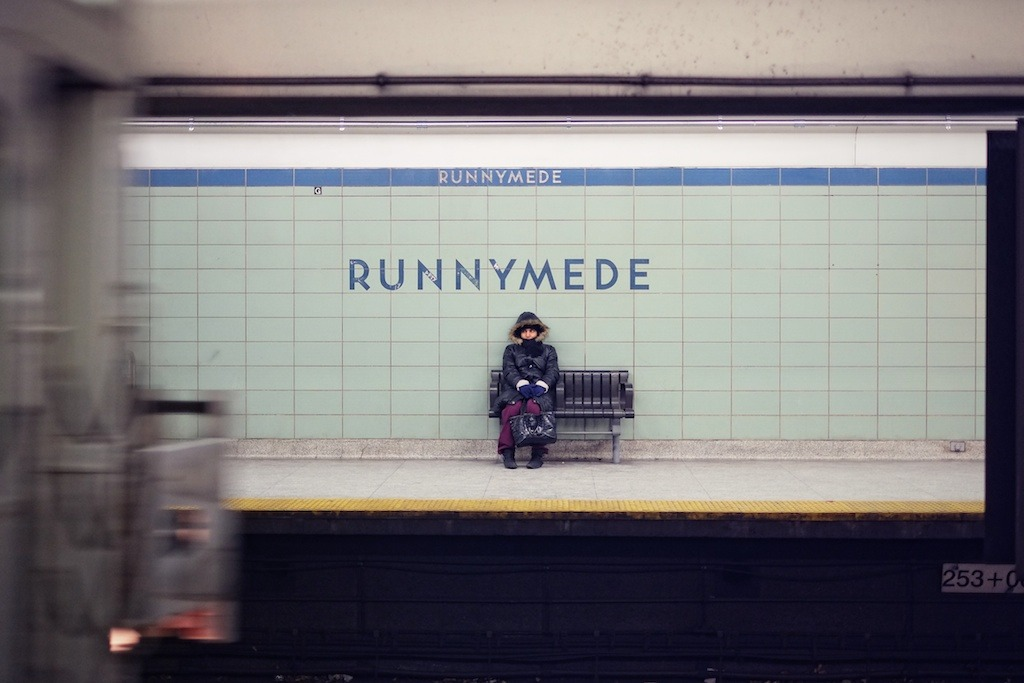 Runnymede Station, Toronto, 2013