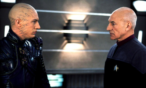 netflixia:  Star Trek: Nemesis (Star Trek X) (2002) Rated PG-13 - 1hr 56m With longtime foes the Romulans at last willing to negotiate peace with the Federation, the Enterprise and its crew are dispatched on a diplomatic mission. But it's all a ruse that will pit them against a wily villain with a sinister agenda. 6.3/10 - IMDB View Trailer || Add/Watch on Netflix