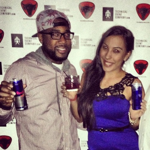 #redbull #chsfw #tec @djrdot @desireedj after party ready
