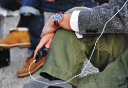 gntstyle:  Nato strap Real Men LifeStyle? Follow: http://gntstyle.net BLOGFACEBOOK
