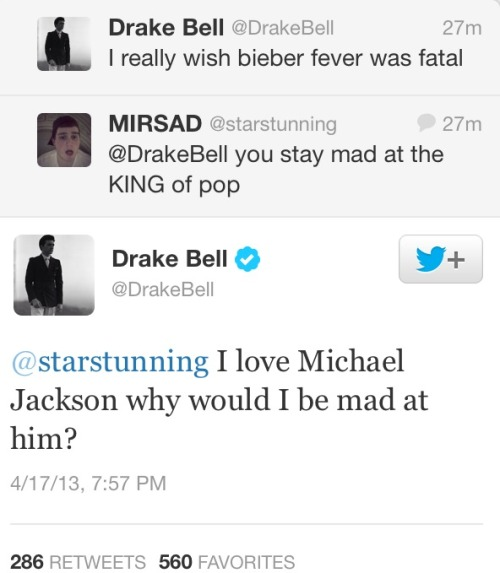 barry-fucking-gibb:  OH MY GOD i didnt know i could love drake bell this much