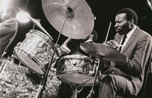 swissjazz:  Elvin Jones