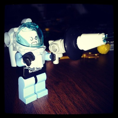 #mrfreeze or #chaospacemarine hehehe #legoswag #lego #legoig #dcuniverse #dccomics #instalego #instagood #dc #brickcentral (at The Coffee Bean & Tea Leaf)