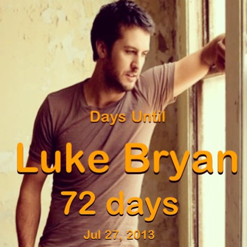 Can't wait!!!! #lukebryan #72713 #72days @whendeebee 🎶🇺🇸 (at Desert Sky Pavillion)