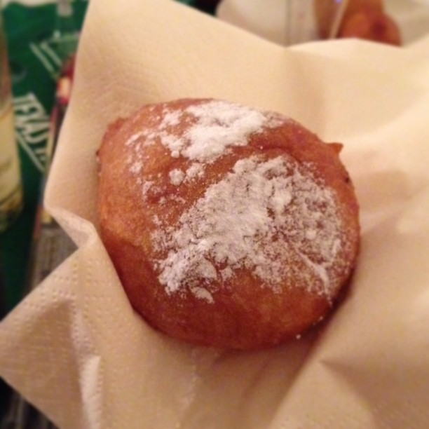 How the Dutch ring in the new year… Donuts! (Oliebollen!!)