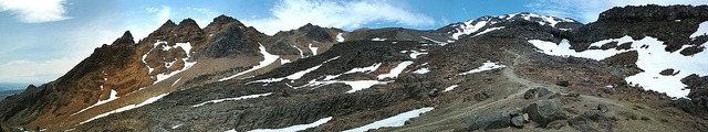 Mt Ruapehu on Flickr.
