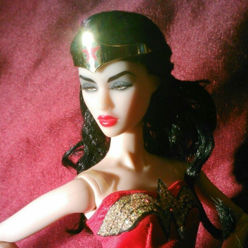 #Integrity #Fashion #Royalty #Opium #Ayumi as #WonderWoman.#Gorgeous! #doll #dolls #toy #toycrewbuddies #toycrewbuddiesusa #toyplanet #cosplay #dc #comics #comicbooks #instamood #instahub #instagramhub #webstagram #hot