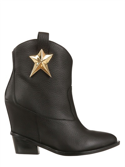Unfortunately not at our store but we LOVE these Guiseppe Zanotti boots. Release your inner cowgirl (for a mere 895 euro). Jihaaaaah!