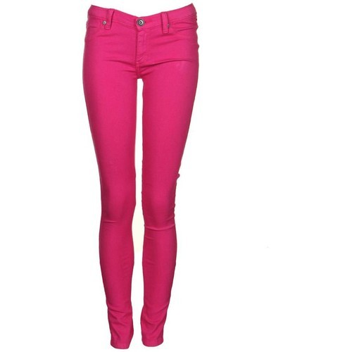 Dr. Denim jeans   ❤ liked on Polyvore (see more polka dot skinny jeans)