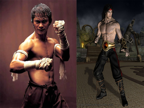 Reblogged if you think that Tony Jaa could be Liu Kang for a future Mortal Kombat Film