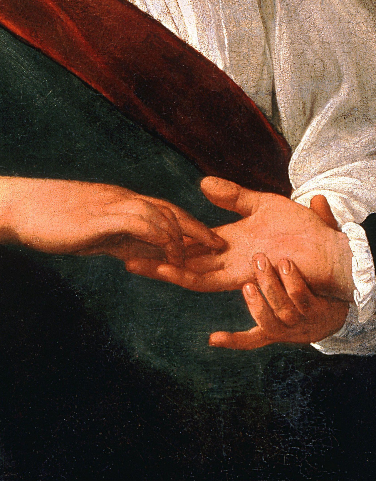 pro-fessional:  Caravaggio (1571-1610), The Fortune Teller (Second Ed. Detail)Oil on canvas, 1595