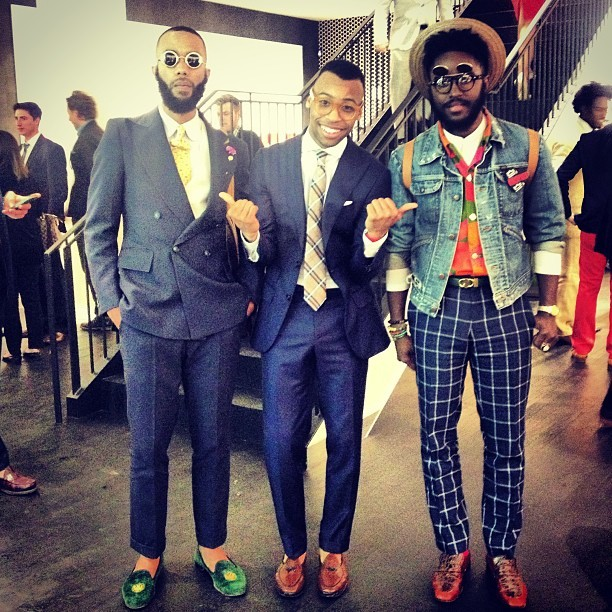 Kings Rule Together @ccvintage @1jamele #youngkings #philadelphia #suitsupply #philly #mensfashion #mensstyle #fashion #kingsruletogether #KRT