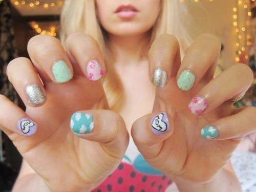 ♥ Mother's Day Nails ♥