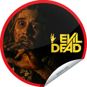 I just unlocked the Evil Dead Box Office sticker on GetGlue                      9815 others have also unlocked the Evil Dead Box Office sticker on GetGlue.com                  Were you scared silly? So were we! Thank you for seeing Evil Dead in theaters and for checking-in.  Share this one proudly. It's from our friends at Sony Pictures.