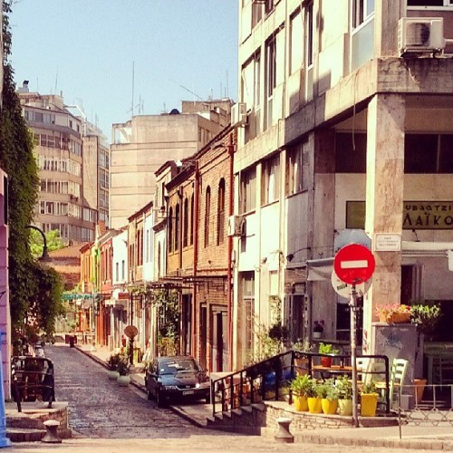 thessaloniki #thessaloniki #greece #saloniki #architecture #buildings #street #beautiful #солун #грција #улица #згради #архитектура #solun