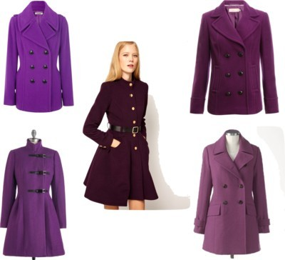 Inauguration Style: Purple Pea Coats by chiconthecheap featuring plenty by tracy reese