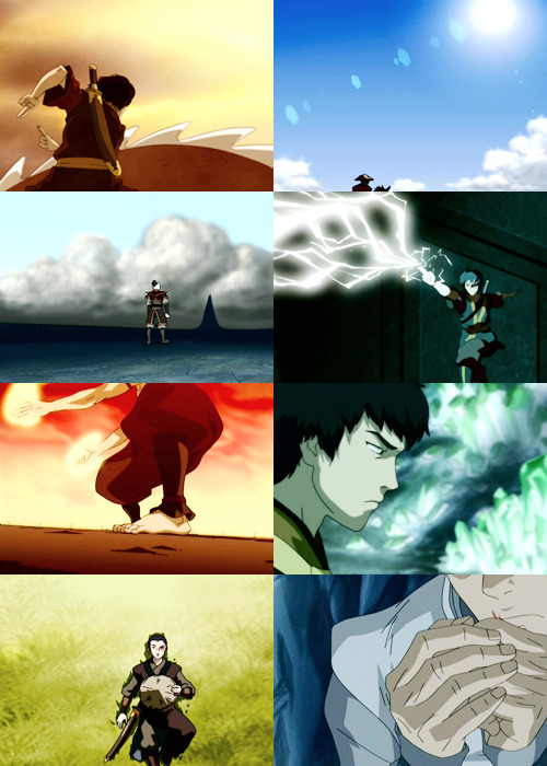 princezuko:  But lately, I've realized I'm free to determine my own destiny, even if I'll never be free of my mark.
