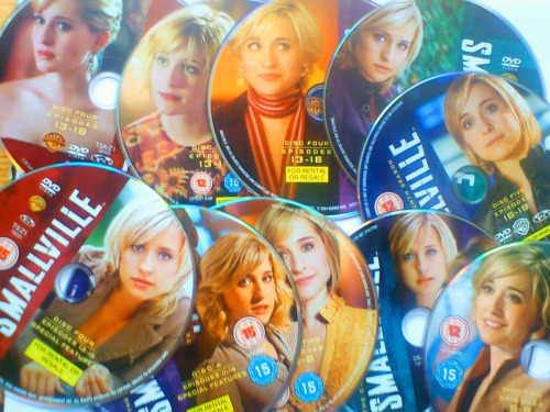 rose-ll:  All Chloe's DVD covers