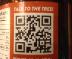 TALK TO THE TREE!