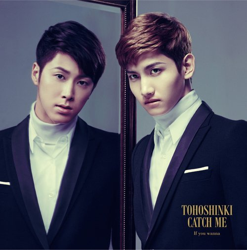 "[New Release] Check out the full audio for TVXQ's ""Catch Me -If you wanna-""!"