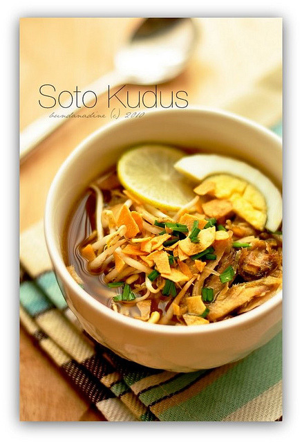 indonesianculinary:  Soto Kudus (by bunda nadine)