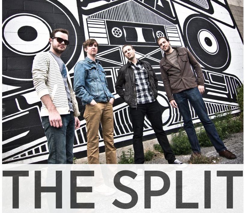 The Split is a New York City band that was born out of sporadic writing, rehearsal, and drinking sessions between friends Charlie Duerr (vocals, guitar), Tim Gray (drums), Lee Ferran (bass) and Steve Oben (lead guitar). The band melded their sound out of their favorite elements of 60's pop and rock 'n roll, combined with garage rock energy, and began playing shows to enthusiastic audiences along the East Coast in 2011. Based on the strength of their debut EP, The Split was selected to showcase at the Northside and CMJ music festivals in 2012, and is set to release a new single in the coming months, followed by their first full-length album. Check out their music here. Photo credit band shot: Ryan Miller