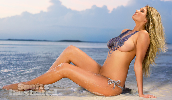 Kate Upton is quite pleasing on the eyes