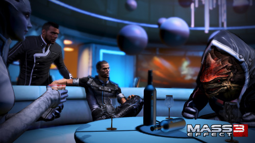 marciantobay:  Mass Effect 3: Citadel – Single Player DLC When a sinister conspiracy targets Commander Shepard, you and your team must uncover the truth, through battles and intrigue that range from the glamour of the Citadel's Wards to the top-secret Council Archives.  Uncover the truth and fight alongside your squad – as well as the cast from the original Mass Effect and Mass Effect 2, including Urdnot Wrex! When the adventure is over, reconnect with your favorite characters from the Mass Effect Trilogy, try your luck at the Citadel's Silver Coast Casino, blow off steam in the Armax Combat Arena, or explore and furnish Shepard's own living quarters on the Citadel. With unique content and cinematics featuring your friends and romance interests in the Mass Effect trilogy, Mass Effect 3: Citadel offers one final chance to see the characters you have known for years and rekindle romances. Mass Effect 3: Citadel will release worldwide on March 5th on Xbox 360, PC and PS3 (on March 6th on PS3 in Europe). Price: $14.99, 1200MS points and 1200 BW points.