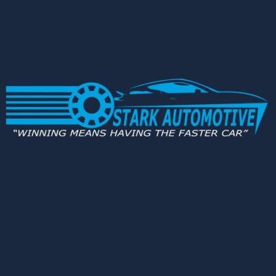 """Stark Automotive"". Tony Stark - Billionaire, industrialist, Iron Man.
