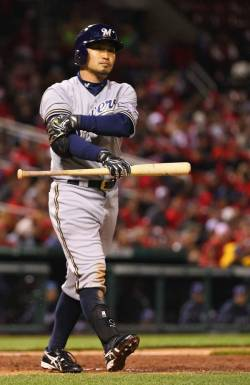 baseballbb:  Milwaukee Brewers v St. Louis Cardinals - Yahoo! Sports Photos