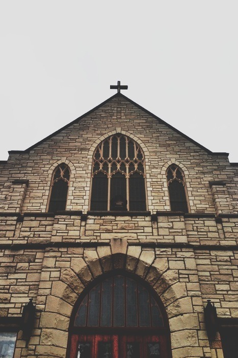 houseofstraw:  Church in West Allis