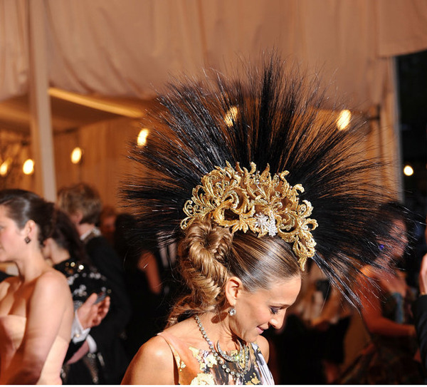 The Met Gala: It's a Punk's World Can celebrities live in it?