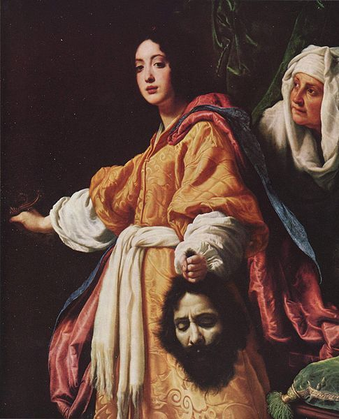 Judith with the Head of HolophernesCristofano Allori