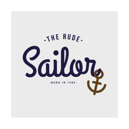 visualgraphic:  The Rude Sailor