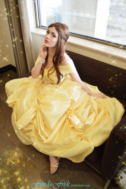 Belle of the Ball 1 by *Frinda-Frisk hottie