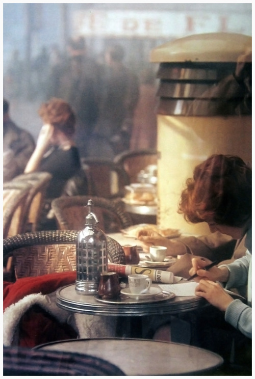 ♥LIKE : Paris, by Saul Leiter, 1959
