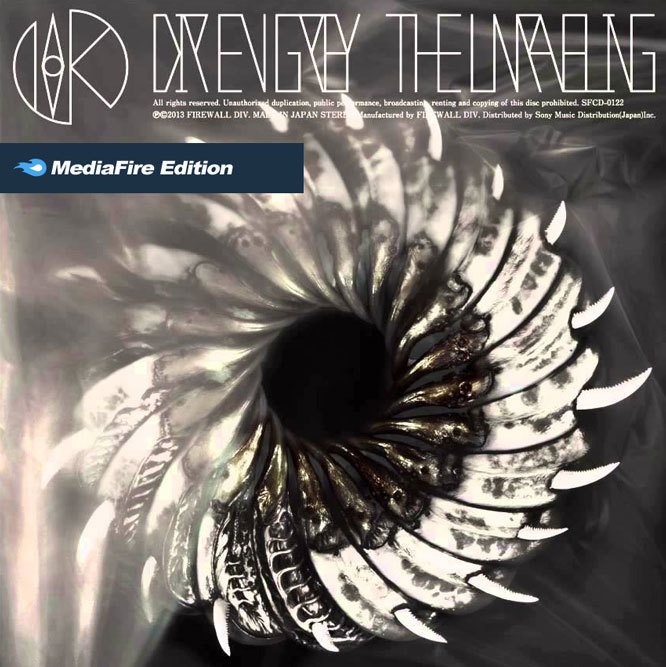 Dir en grey: The Unraveling (MediaFire Edition) (2013) Nice Cliff, nice!