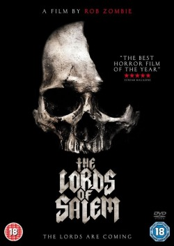 The Lords of Salem (2013) UK Poster
